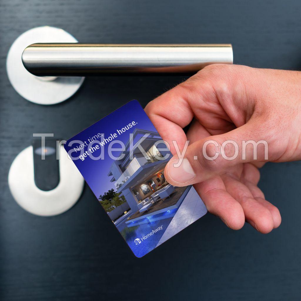 Hotel Door Key Card VingCard With Ving Encryption