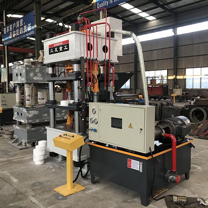 fully automatic Briquetting machine sheep mineral salt block press machine