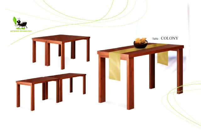 Colony Wooden Tables