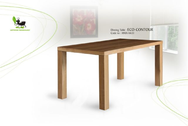 Eco-Contour Dining Tables