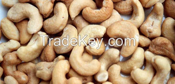 Super Quality White Whole/ Split Good Cashew Nuts/ Cashew Kernels