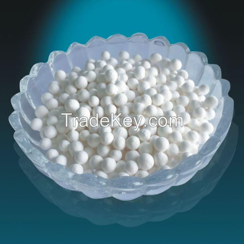 Activated Alumina Used For Catalyst Carrier In Chemical
