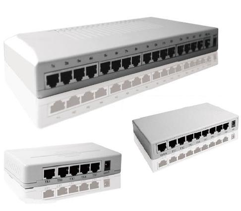 10/100M Fast Ethernet Switch