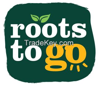 Roots to Go - a Healthy Snack