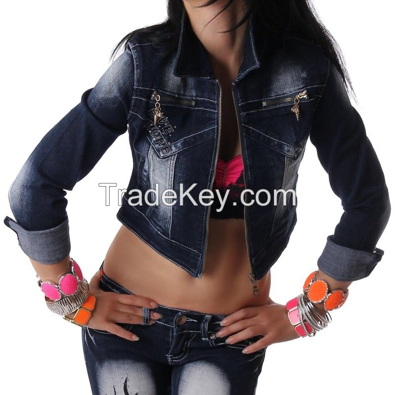 Crazy Age Denim Jackets