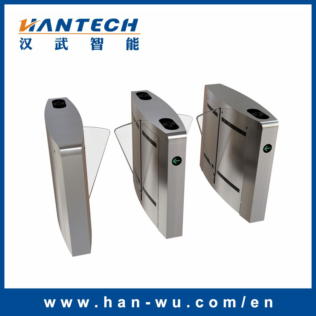 Flap Barrier Mechanism Wing Gate