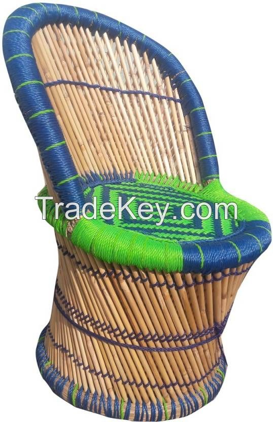 Ecowoodies IRIS Cane bamboo living room Chair