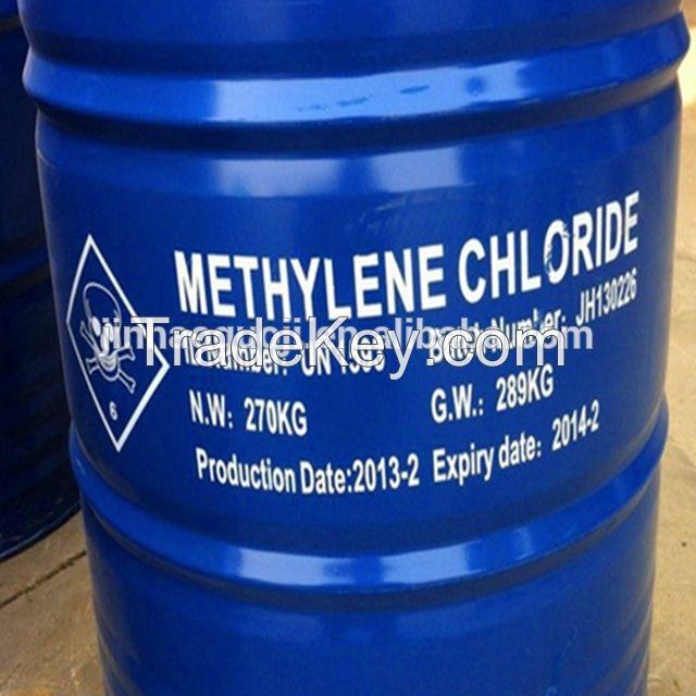 Methylene dichloride industrial grade CAS No.: 75-09-2