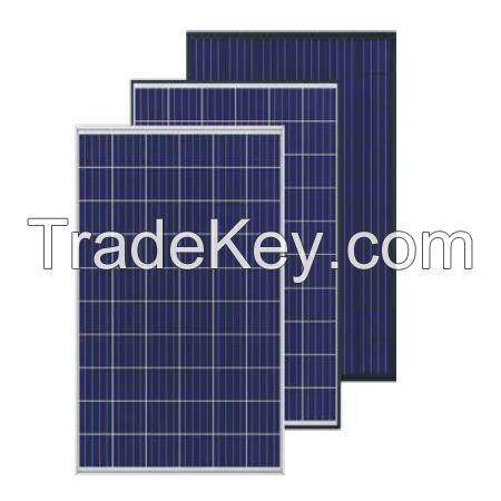 260~290W Polycrystalline Solar Cells / Solar Panels (Z004-PLM-260P-60 / Z004-PLM-260PB-60)