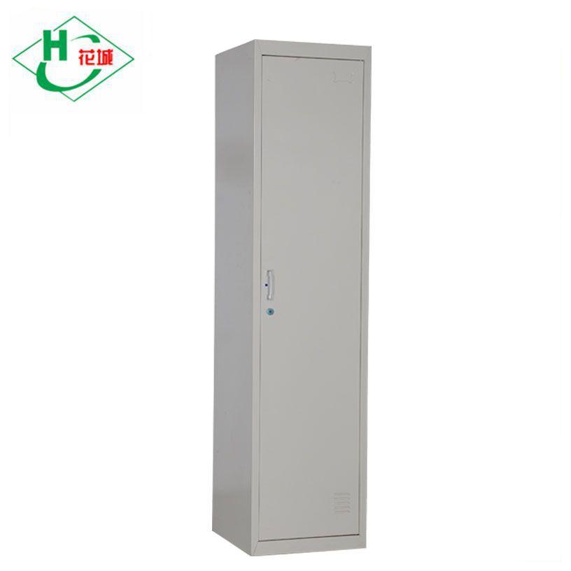 Single Door Wardrobe Cabinet Cheap Storage Cabinet Designs for Small Bedroom