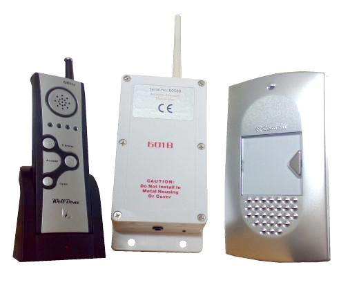 Wireless Gate Intercom System