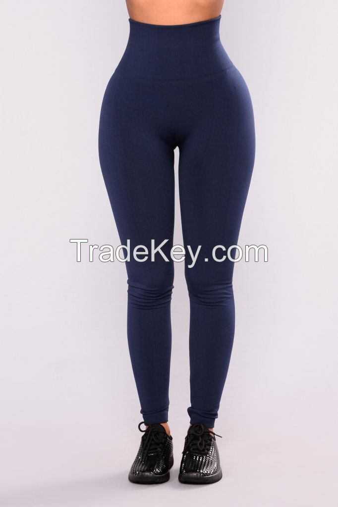 Top Quality Asian Women Fitness Tights Girls Leggings