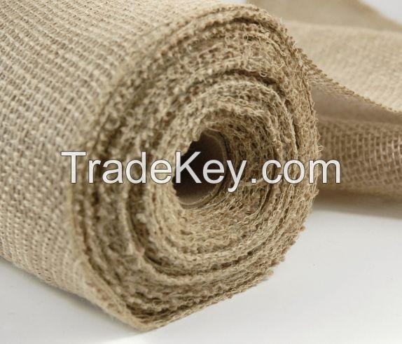 Jute Burlap Fabric