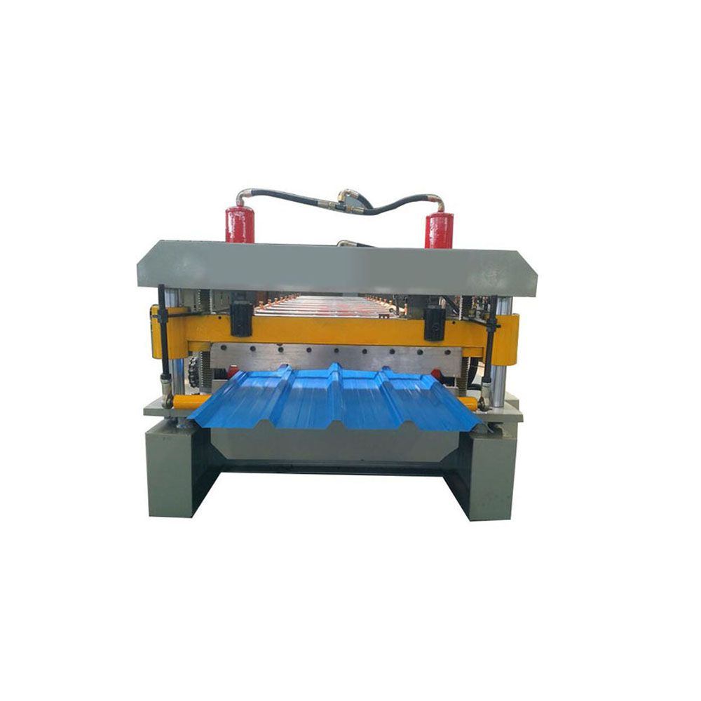 1000 Color Galvanized Tiles Making Machines, Roof Sheet Forming Machines