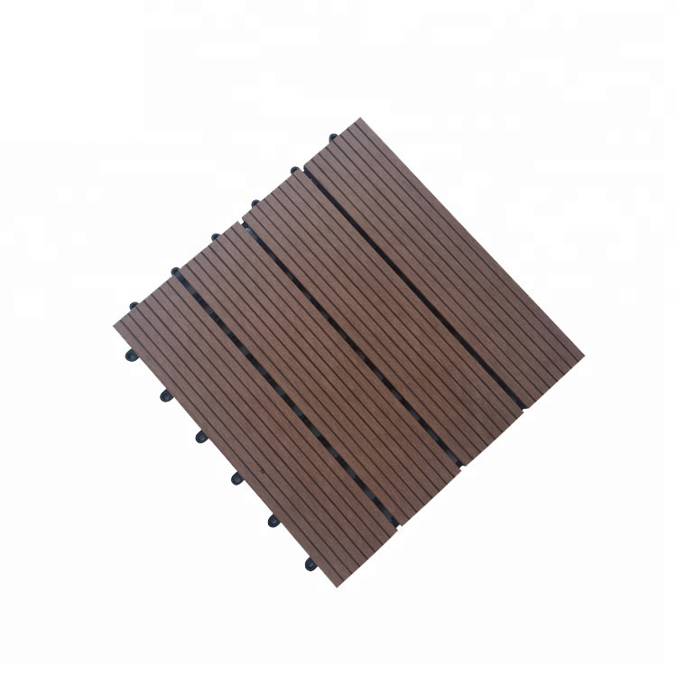 embossment WPC DIY decking  S-001