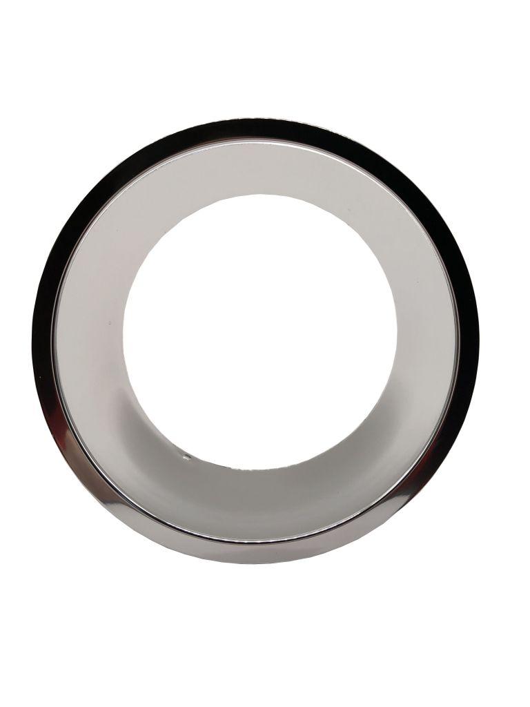 Spinning diamond led flashlight reflector for ceiling light