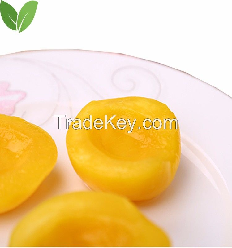 Fresh Canned Yellow Peach