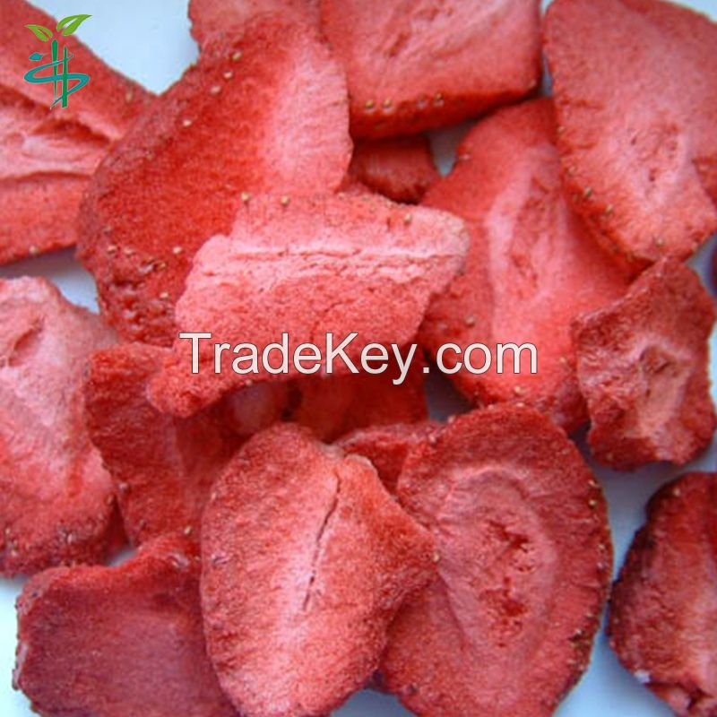 Dried fruit seedless strawberries