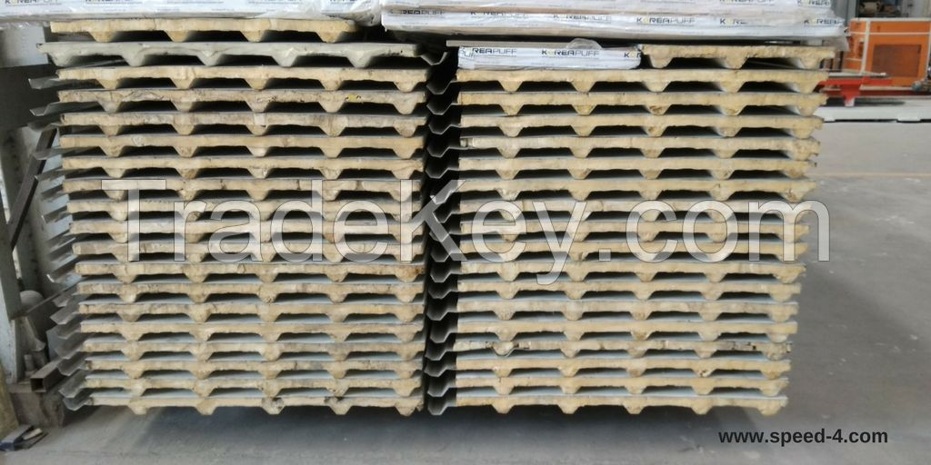 Insulated Puff Panel
