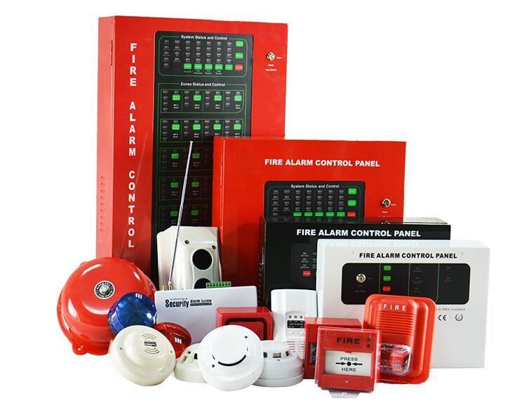 Manufacturer Conventional fire alarm smoke detector