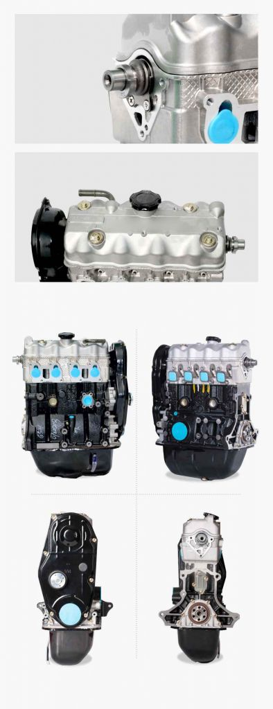 High cost performance car engine 465QA engine assembly