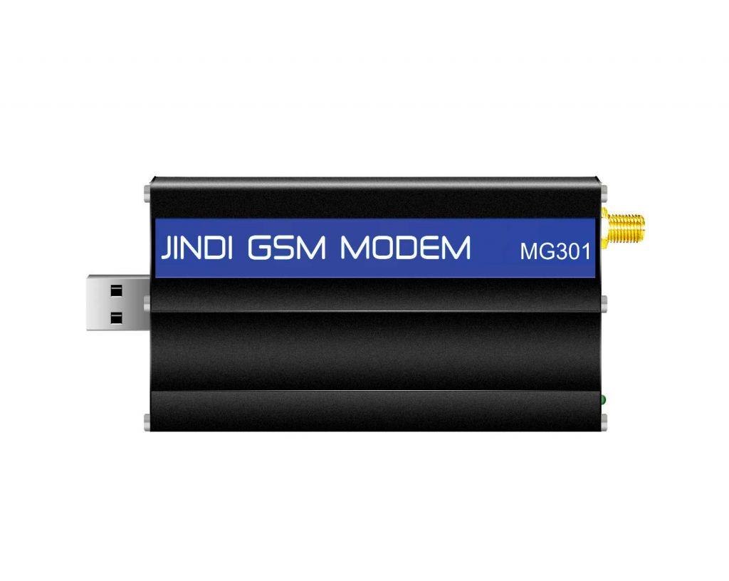 JINDI USB QUAD-BAND GSM/GPRS MODEM MG301