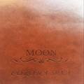PU Leather Cover Material For Diary/Notebook Corona 59XA