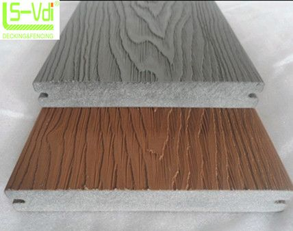 New Product Co-extrusion WPC Decking