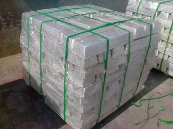High purity magnesium ingot,zinc ingot