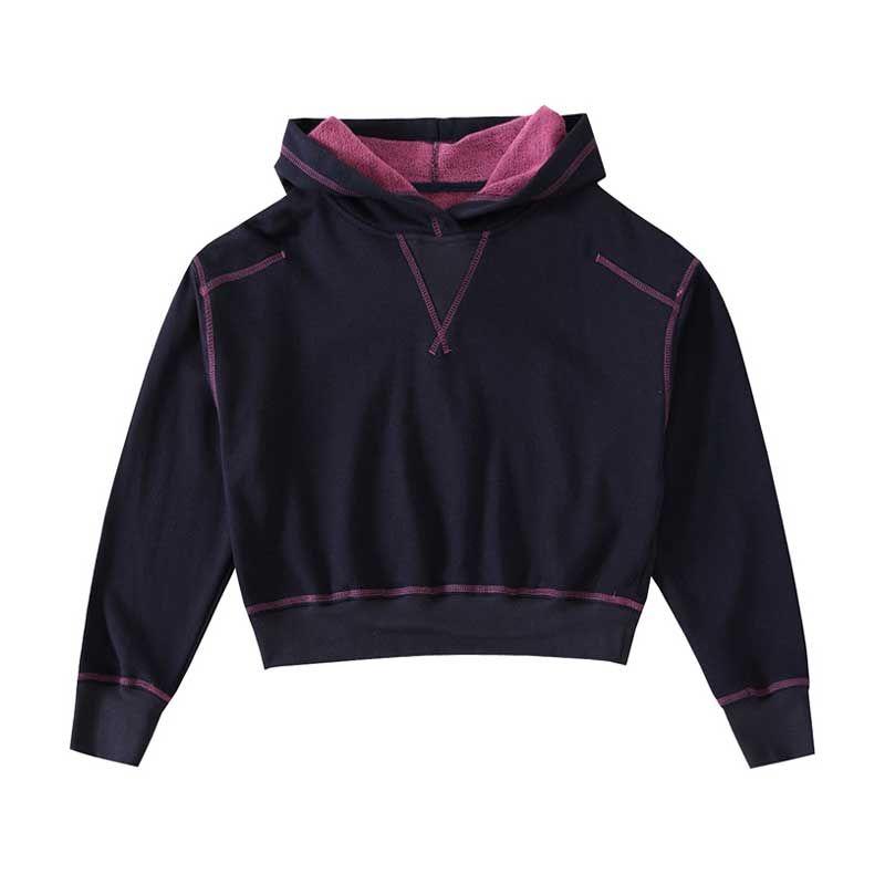 Kids' cotton fleece hoodies, sweatshirts