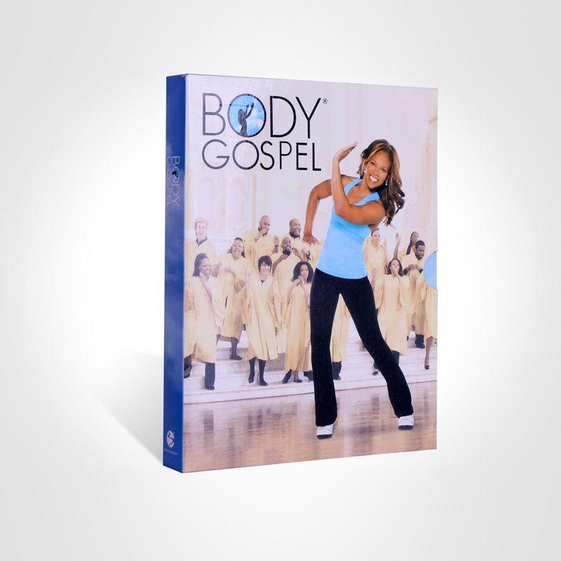 Yoga Dvd Body Gospel workout dvd