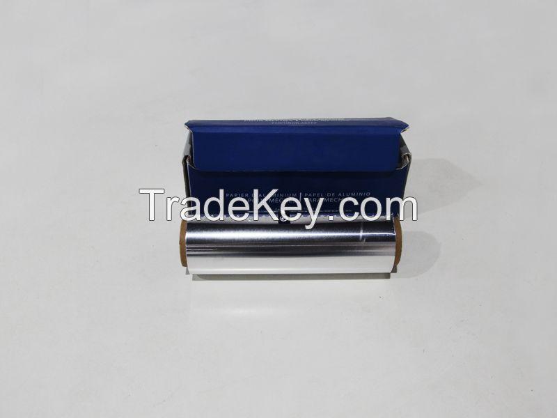 Hairdressing Foil/ Aluminium Foil/ Pop-up Foil/ Printed Foil/ Transparent Foil/ Re-usable Foil