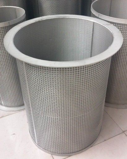 customized Sintered Filter Elements / Filter Baskets and Cup Filter for different use