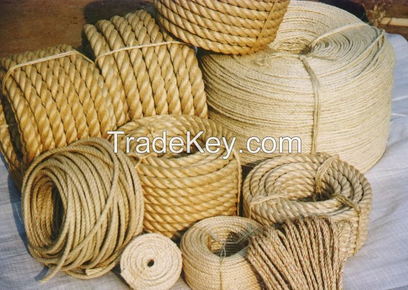 High Quality Sisal Rope Bundle from China