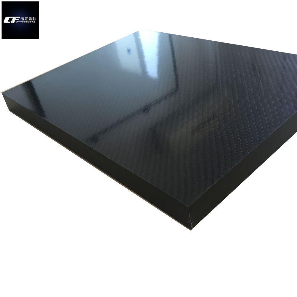 High Strength Carbon Fiber Plate with Good Quality