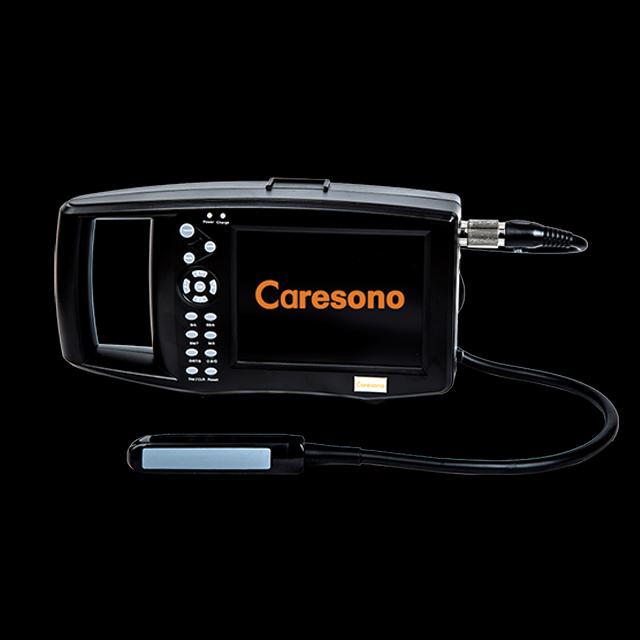 Portable veterinary ultrasound machine