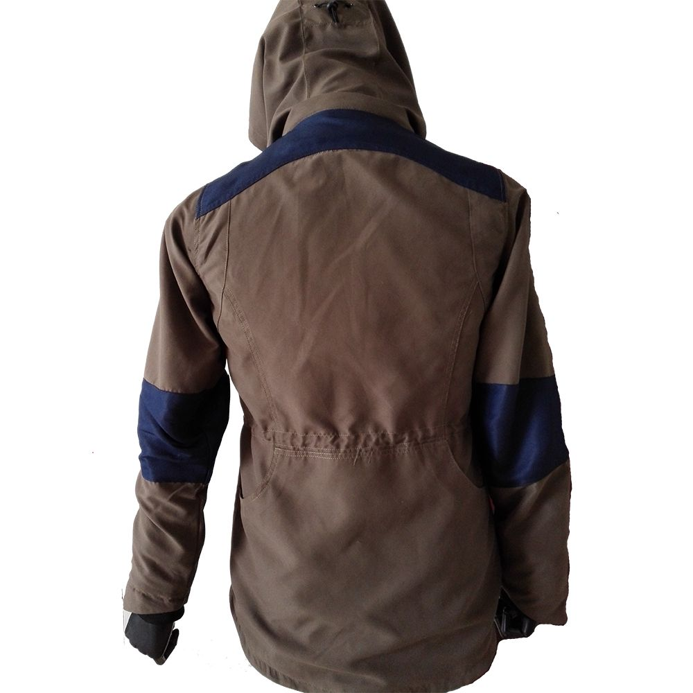 Camo Hunting Jacket Waterproof With Fleece Jacket