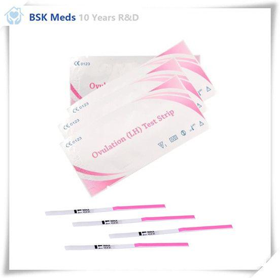rapid test urine LH ovulation Test strip