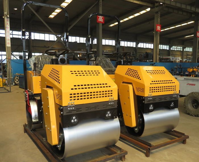 Hot Sale Small Road Roller (FYL-880)