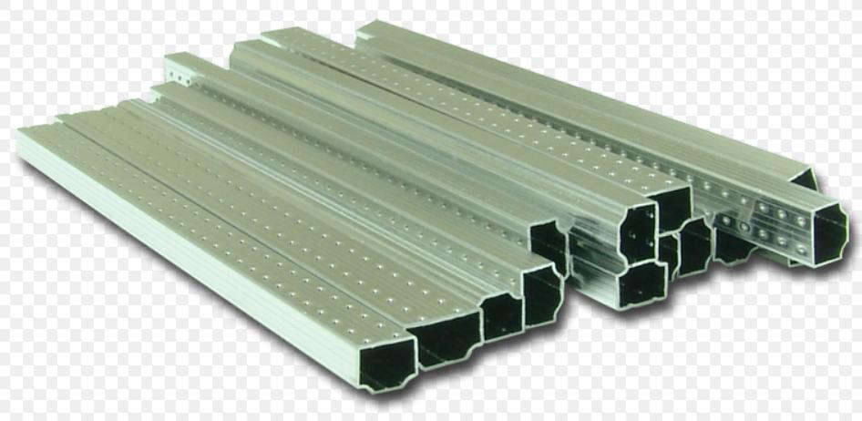 Aluminum Spacer Bar