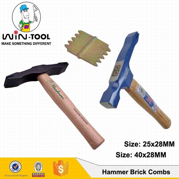 Scutch Combs Hammer