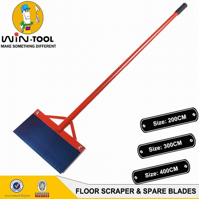 Industrial Floor Scraper Big Size 300mm 500mm