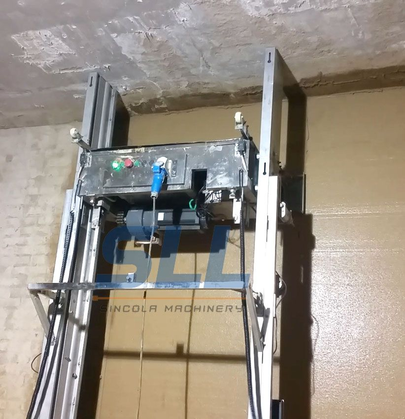 Artificial intelligence 304 stainless steel rendering machine for interior wall