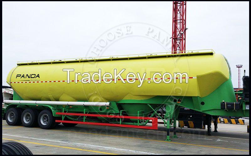PANDA 3axle 50cbm bulker semi cement trailer