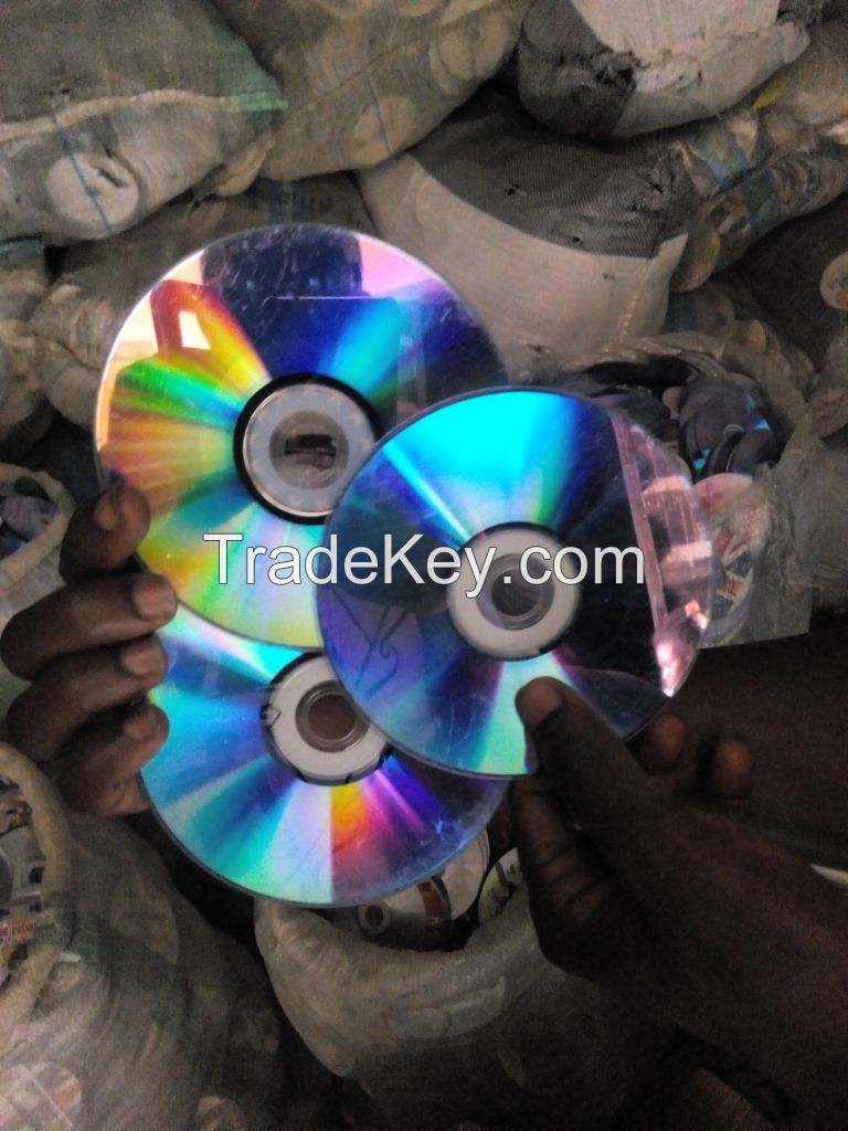 PC Scrap, CD Scrap, DVD Scrap, CD/DVD metalized scrap,motherboard scrap