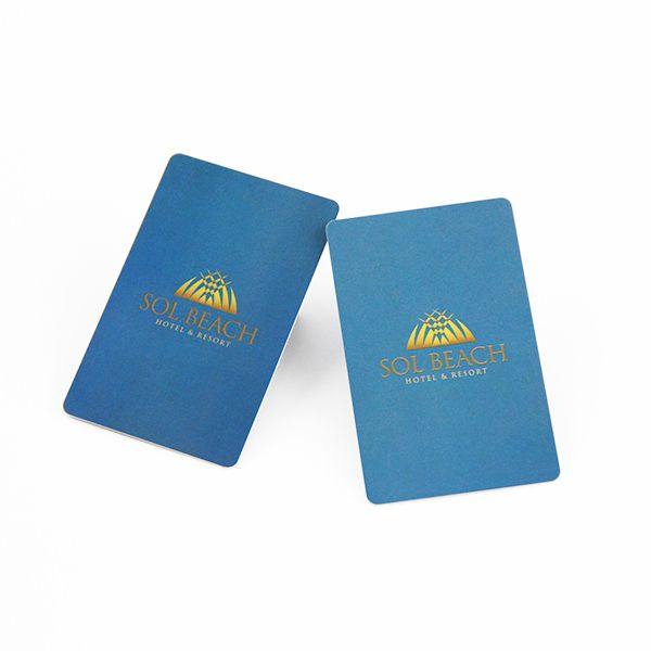 Hot sale full color printing rfid smart card from original factory