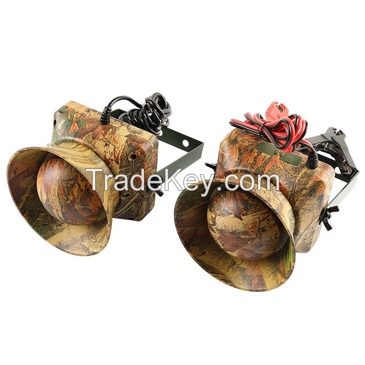 Factory Supply Electronic hunting quail birds, mp3 sound bird caller, bird hunting machine with Timer