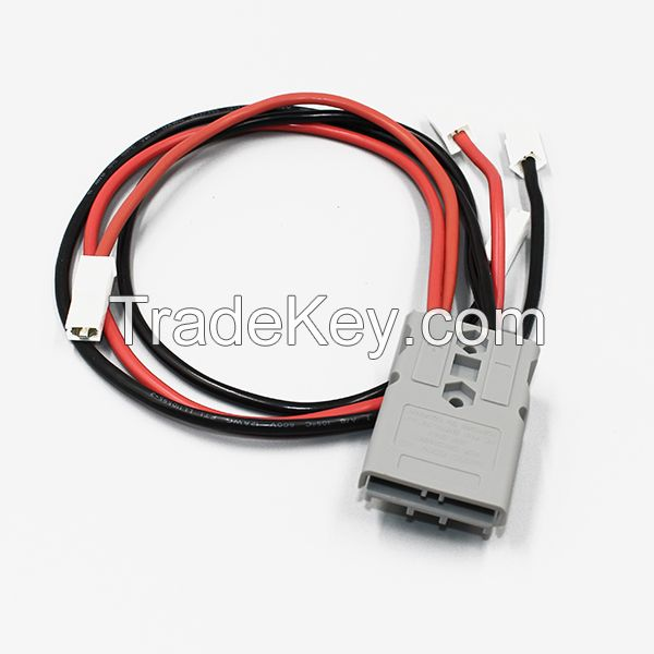 Wire Assemblies For Power Connector
