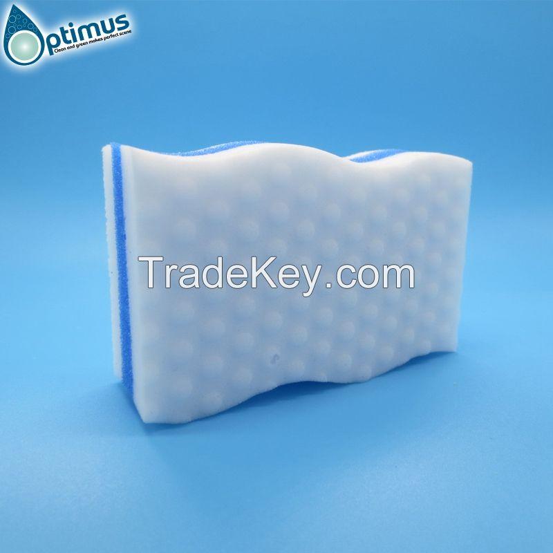 magic melamine foam sponge kitchen cleaning sponge nano sponge