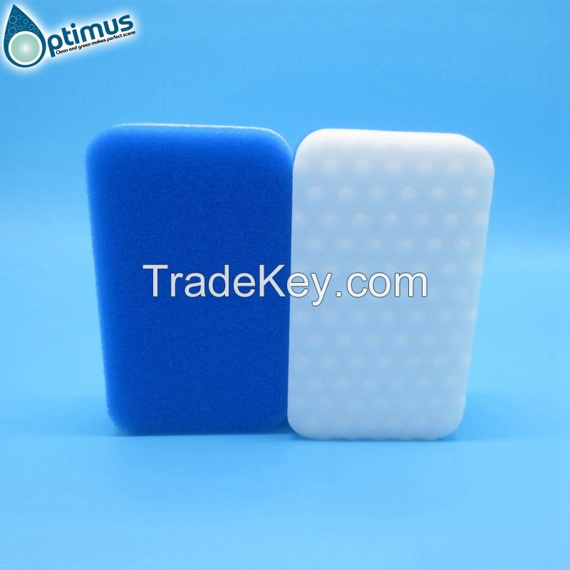 white magic sponge melamine sponge clean with only water